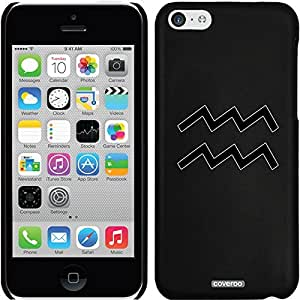 Coveroo iPhone 6 4.7 Black Thinshield Snap-On Case with Aquarius Design