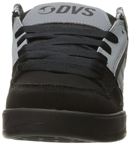 DVS Drone Soco Black/Charcoal Grey Nubuck Deegan Black/Charcoal Grey Nubuck Deegan