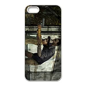 """iphone 5S plastic protective back case cover with famous TV show """"the walking dead"""