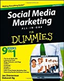 Social Media Marketing All-in-One for Dummies, Jan Zimmerman, 1118215524