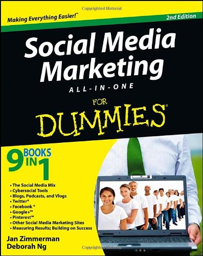 Social Media Marketing All Dummies product image
