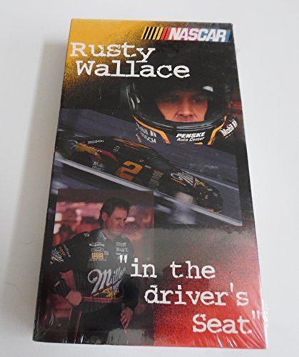 - Nascar:Rusty Wallace in the Driver's [VHS]