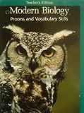 Modern Biology, Towle, 0030219833