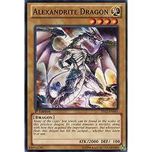 Yu-Gi-Oh! - Alexandrite Dragon (YS12-EN001) - Starter Deck: XYZ Symphony - 1s...