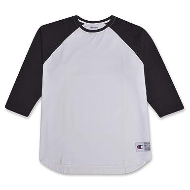 3bb8c77fddeb Champion Mens Big and Tall Raglan Baseball T Shirt at Amazon Men's ...