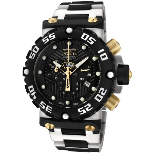 Invicta Men's 0403 Subaqua Collection Nitro Chronograph Watch, Watch Central
