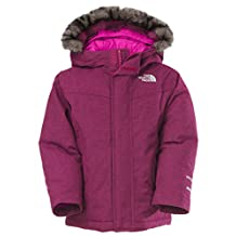 The North Face Little Girls' Toddler Greenland Down Jacket (Sizes 2T - 4T)