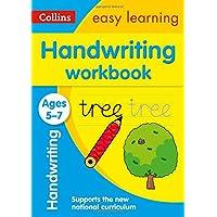 Handwriting Workbook Ages 5-7