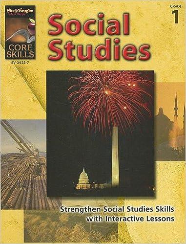 Amazon.com: Core Skills: Social Studies: Reproducible Grade 1 ...