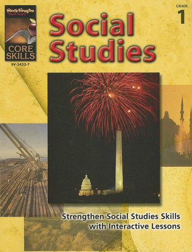 Core Skills: Social Studies: Reproducible Grade 1