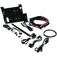 Rockford Fosgate RFRZ-K4D 4 Gauge Power Installation Kit and Mounting Plate for 2/4 Seat Polaris RZR Models