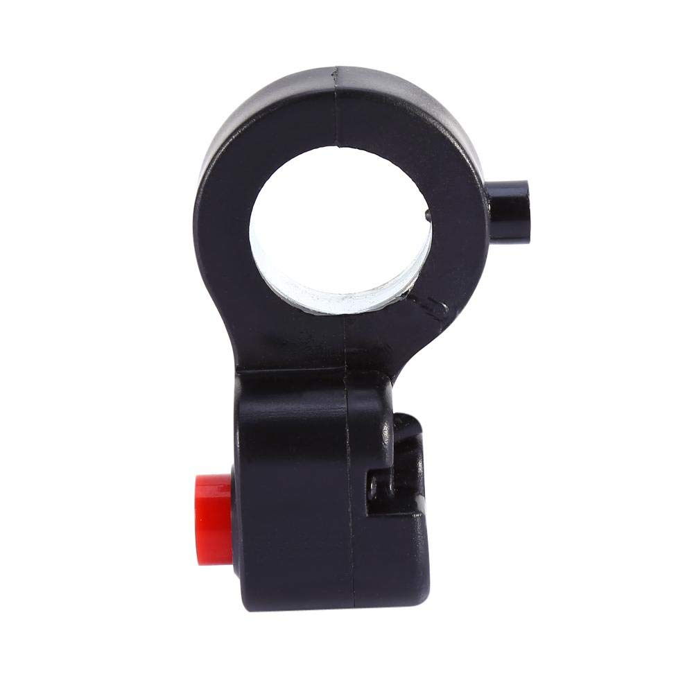 Motorcycle Handlebar Switch,Motorcycle Handlebar Switch 7//8 ATV Bike Horn Starter Kill Switch On Off Button
