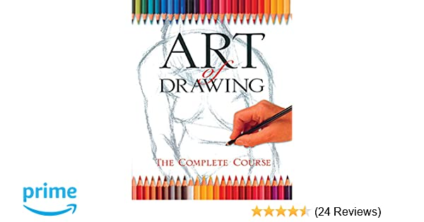 Art of drawing the complete course david sanmiguel 9781402709326 amazon com books