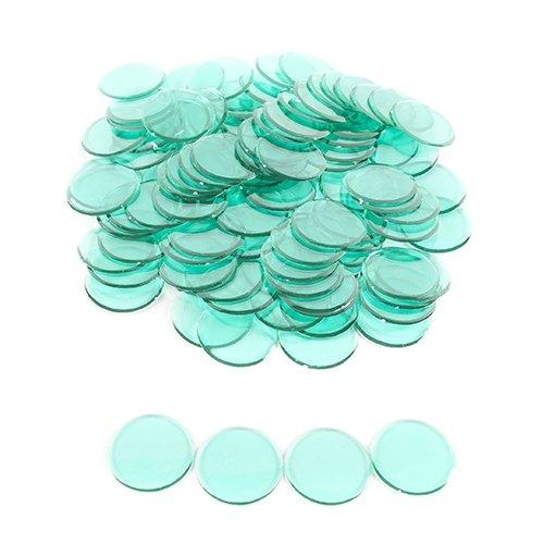 人気TOP プラスチック非磁性Bingo Chips – グリーン – 7 Chips – 100 Bingo Chips – 7/ 8インチサイズ B00UCFXU0U, 男性下着専門ショップ こねくと:15ab2019 --- vietnox.com