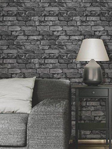 brewster u papel pintado para pared diseo de pared de ladrillos