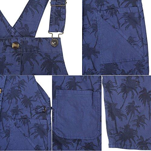 Streetwear Denim Vêtements Bavoir Pantalon Mode Femmes Longues Fille Style Swag Party Déchiré Ensemble Court Harem Large De Tendance La 4 Travail Printemps Color Automne RwRZYqr