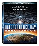 Cover Image for 'Independence Day Resurgence [Blu-ray + DVD + Digital HD]'