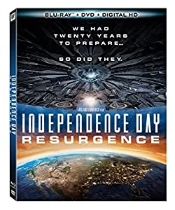 Independence Day Resurgence(Bluray+DVD+Digital HD)