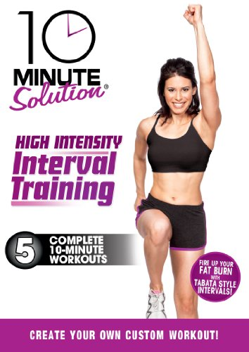 10 Minute Solution Intensity Interval