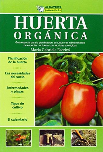 Descargar Libro Huerta Organica Maria Gabriela Escriva