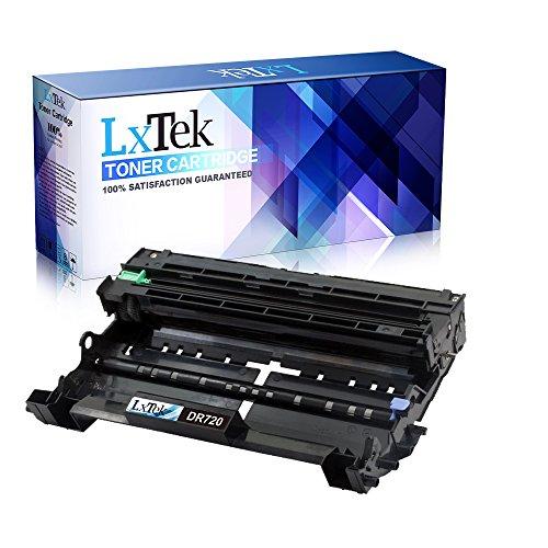 LxTek Compatible Drum Unit Replacement for Brother DR720 DR-720 to use with MFC-8950DW MFC-8710DW HL-5450DN HL-5470DW HL-6180DW MFC-8510DN MFC-8910DW HL-6180DWT DCP-8155DN Printer (1 Black Drum)