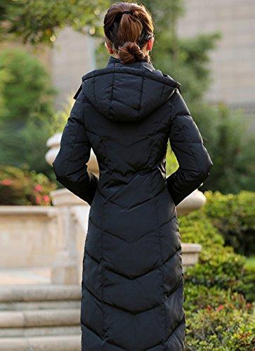 Doudoune Chaud Long Femme Manteau Scothen d'hiver Automne Hiver Manteau qxBB8O