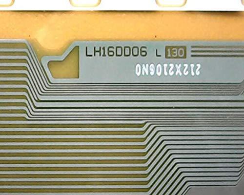 Pukido LH16DD06=S6C277G-53U EK77508S012A New TAB COF Module - (Plug Type: 5 Pieces)