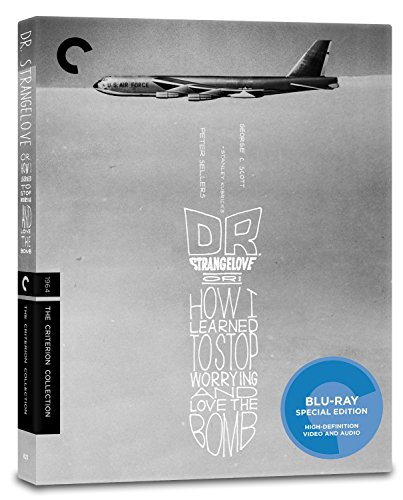 Dr. Strangelove or: How I Learned To Stop Worrying and Love The Bomb [Criterion Collection] [Blu-ray] [1984]