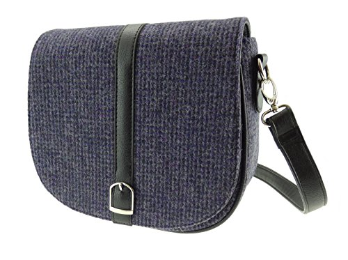 Blue Fleck LB1000 Shoulder Harris Bags Ladies Authentic Tweed Col56 qxwY00ZUT