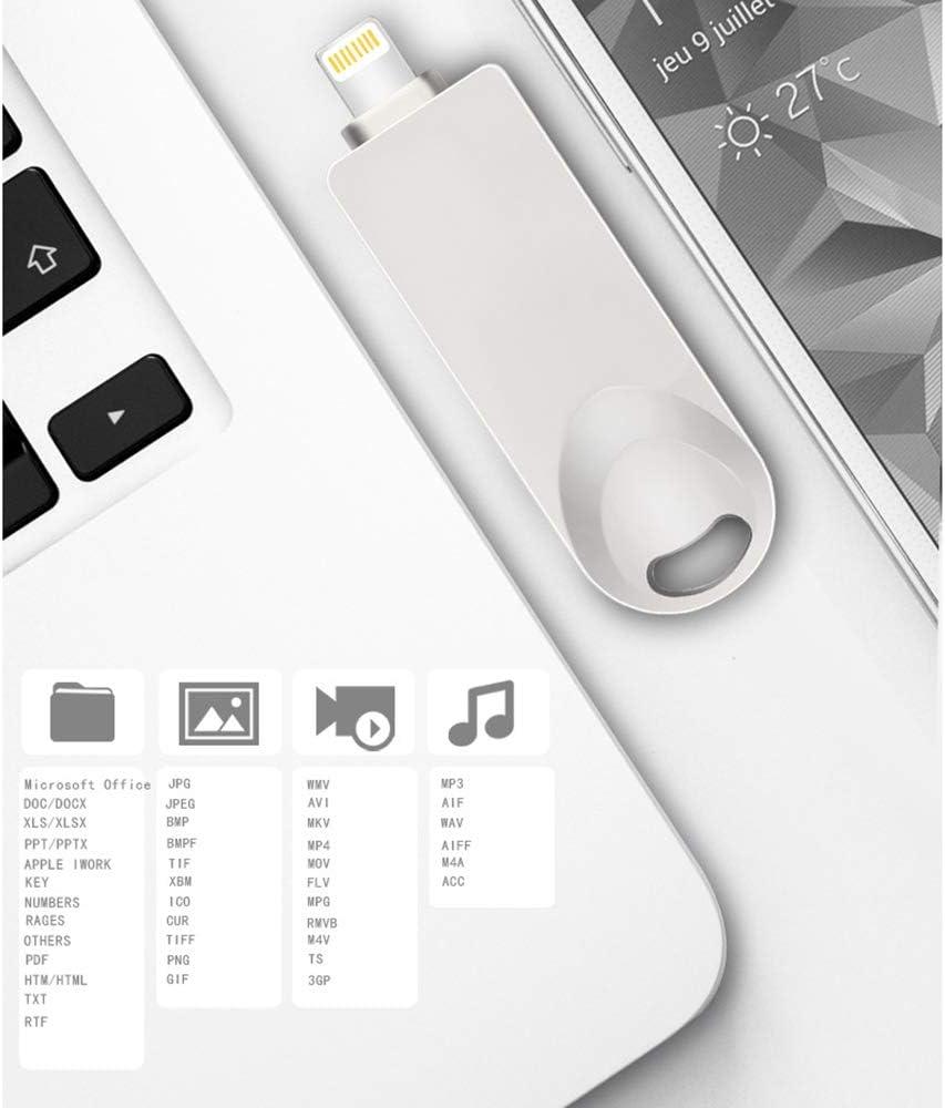 Lee Lam Flash Drive 3 0 USB C Thumb Drive Drive Pen Drive External Memory Storage Flash Drive Compatible to iPhone,Ipad,iPod,Mac,Android,Type-C and Computer,16gb