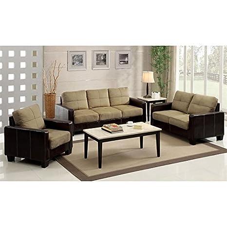 Amazon.com: Muebles de América Coxx 3 pieza Conjunto de ...