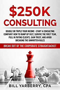 yarberry income trust pull consulting amazon audible sample 250k unwritten breaking