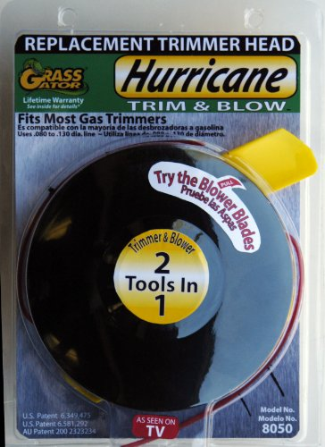Grass Gator 8050 Hurricane Trim & Blow Replacement String...