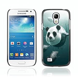Designer Depo Hard Protection Case for Samsung Galaxy S4 Mini / Panda Tuna