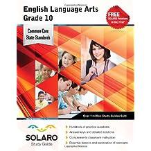 Common Core English Language Arts Grade 10: Solaro Study Guide