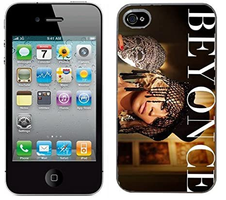 Beyoncé Carcasa para iPhone 4 & 4S Hard Cover Carcasa (25 ...