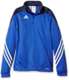 adidas Sereno 14 Plain Training Top - Youth - Royal - Youth X-Large