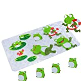 Bath Mat For Kids Frogs Review and Comparison