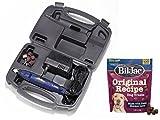 Oster Professional Nail Grinder Kit (Corded) - Includes Bil-Jac Original Recipe Dog Treats 10oz