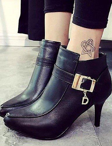 Ch&Ch Zapatos de mujer - Tacón Stiletto - Tacones / Botines / Puntiagudos / Botas a