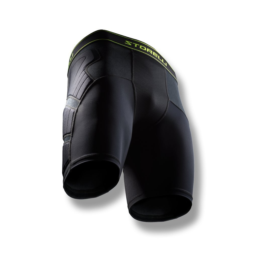 Storelli Sports Body Shield Field EB Player Sliders BSSLIDEBK
