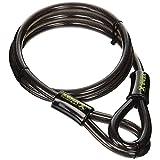 XENA (XXA-150 Combo de Cable y Adaptador para Alarma de Bloqueo de Disco de Motocicleta