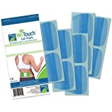 Witouch TENS Gel Pad Refills - 1 Pack of 10 Pads (5 Pairs of Gel Pads)