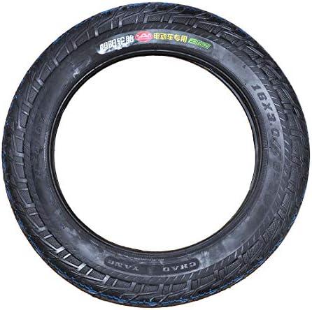 CHAOYANG 16 – 3.0 Cubierta de neumático Ruedas Neumático eléctrico Unbike King Canción 16 x 163.0: Amazon.es: Deportes y aire libre