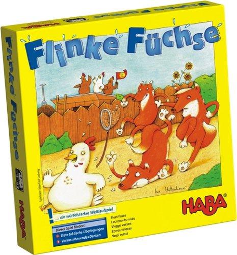 HABA 4640 Flinke Füchse