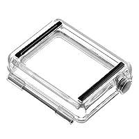 Estuche de puerta trasera BacPac impermeable Vicdozia Compatible con GoPro BacPac Pantalla LCD /Expansión de batería ampliada BacPac, para GoPro Hero 4/3 + Estuche de cubierta impermeable estándar original