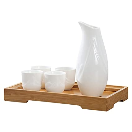 kafeiyongpin Copa de vino blanco simple vino enfriador de vino matraz frasco vino de la bodega
