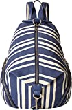 Rebecca Minkoff Women's Julian Backpack, Stripped, One Size