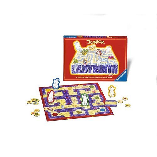 Junior Labyrinth Board Game Ravensburger