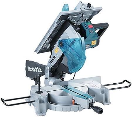 Ingletadora con mesa. luz y guia laser 1650w 3800 RPM disco 305 mm ...